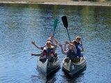 Vårens fineste tur - kanoturen